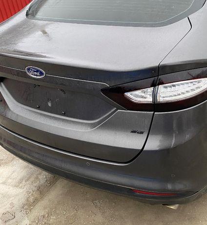 крышка багажника голая или в сборе ford fusion запчасти/разбор/шрот