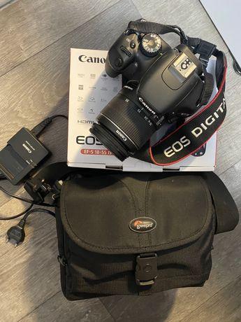 Продаю фотоапарат Canon EOS 550D