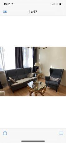 Sofa plus fotel IKEA
