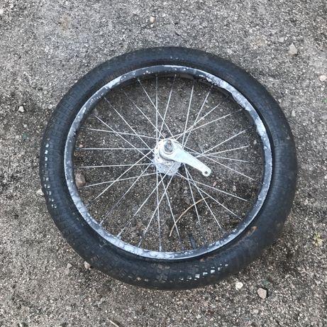 обод , втулка , покрышка бмх bmx форза колесо заднее forza