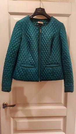 Демисезонная  куртка р.L
