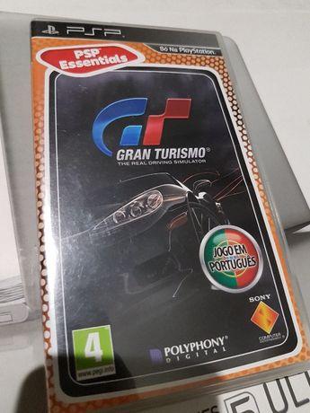 PSP: Gran Turismo Essentials