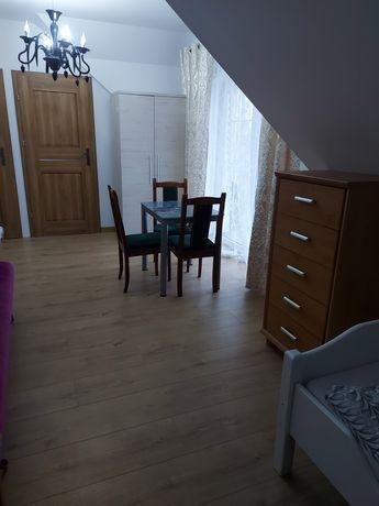 Pokój z łazienką i balkonem dla 5 osob