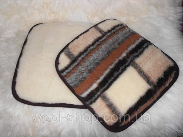 Накидка на крісло,килимок,овчина,мех