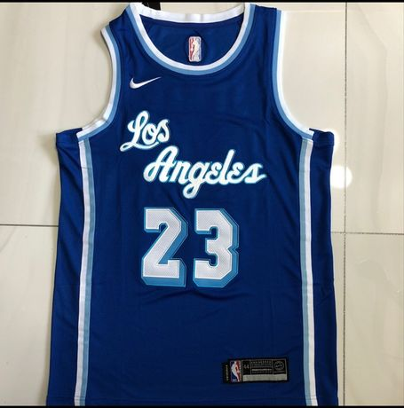 Camisola NBA LA Lakers LeBron James
