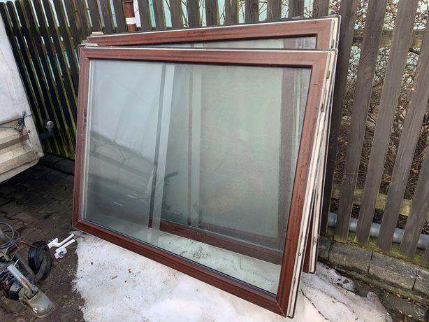 Okno 110x140 s rama okienna