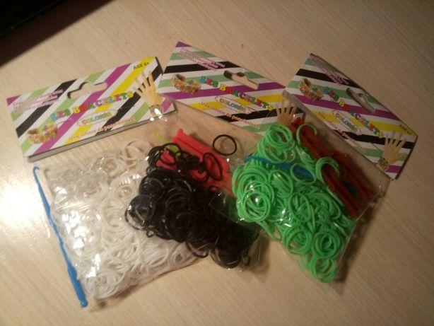 Резинки для плетіння браслетів(Les Bracelets)