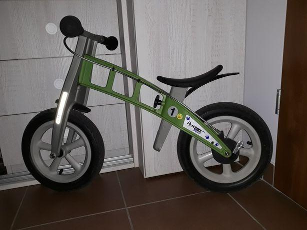 FIRST BIKE  bardzo lekki rowerek biegowy