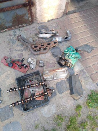 Różne części(pokazane na zdj) do Mercedesa clk 200 W208