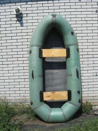 Лодка надувная резиновая Дельфин 2х местная Лисичанск и др. модели