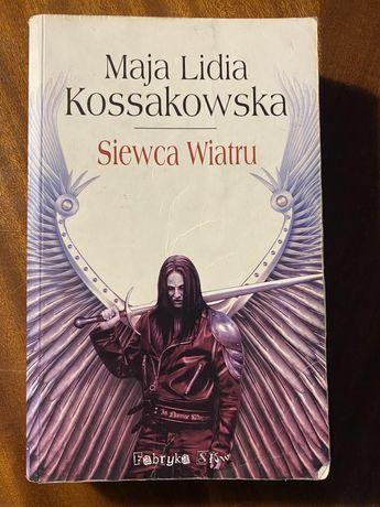 Maja Lidia Kossakowska Siewca Wiatru