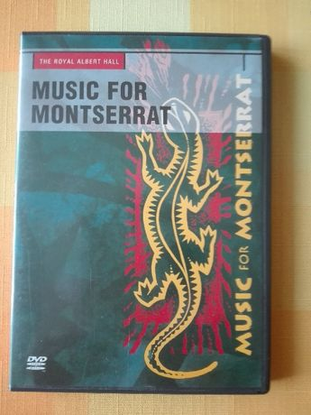 The Royal Albert Hall- Music for Montserrat - dvd