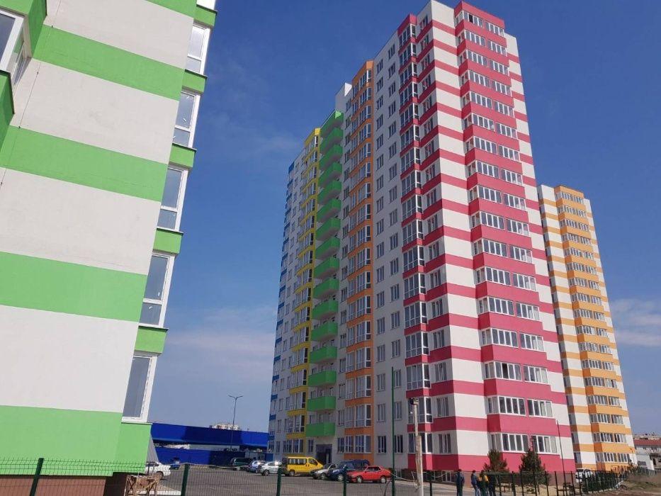 1к квартира ,ЖК Акварель ,сданный дом Одесса - изображение 1