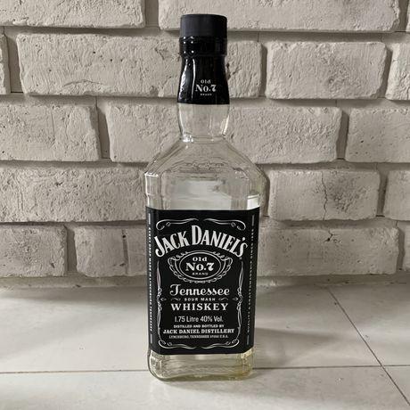 Butelka Jack Daniels 1,75