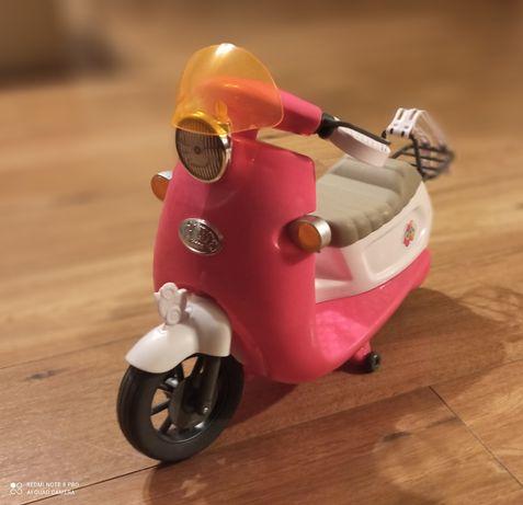 ZAPF CREATION BABY BORN skuter zdalnie sterowany