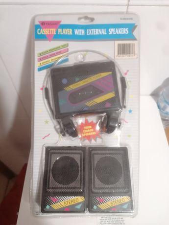 Walkman Yasaki Vintage