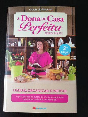 Livro Dona de casa perfeita