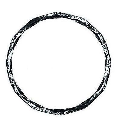 Кованые (ковка) кольца, завитки, интегралы от производителя