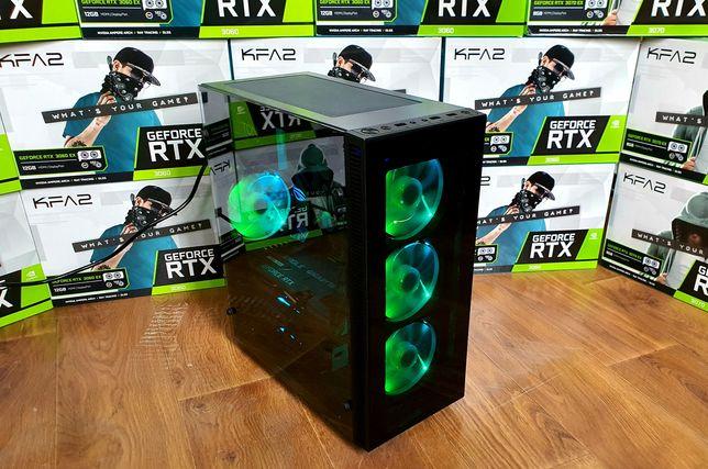 Ферма для майнинга ETH на видеокартах Asus RTX 3060 TUF OC 12gb