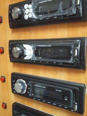 Автомагнитола новая SIGMA CP-300G бездисковая USB слот SD карты