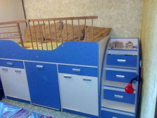 Кровать детская...