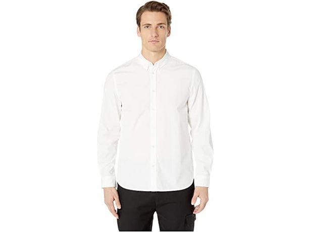 Белая мужская рубашка премиум класа BLDWN, USA