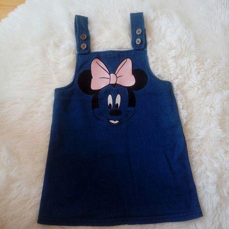 Ogrodniczka Minnie Mouse