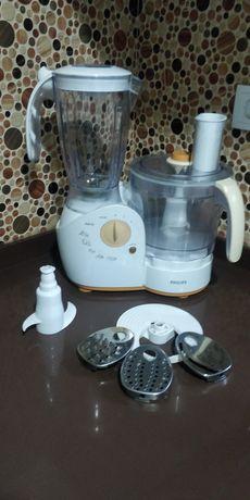 Robot cozinha+Liquidificador Philips HR7739