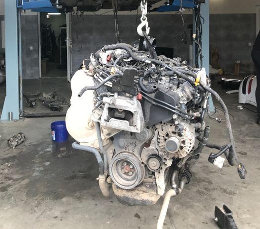 DFT Двигатель 2.0 TDI Audi Q3 Мотор 2016 г Двигун Блок Поршень