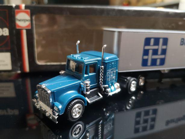 Herpa USA H0 TIR ciężarówka