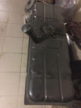 Бак бензиновый на УАЗ 452