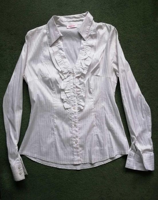 Bluzka damska w kolorze białym Włocławek - image 1