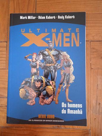 Ultimate X-Men, Os homens do Amanhã