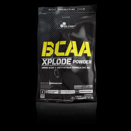 Olimp BCAA Xplode 1000g Aminokwasy