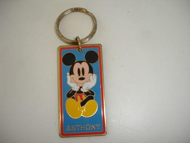 Porta Chaves Mickey (Anthony)