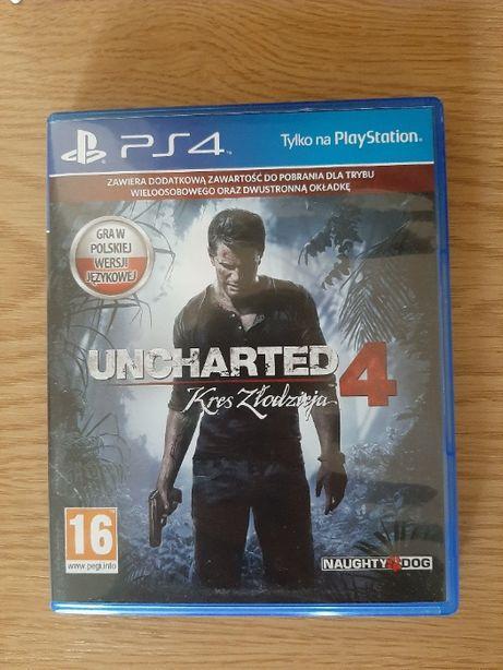 Gra Uncharted 4