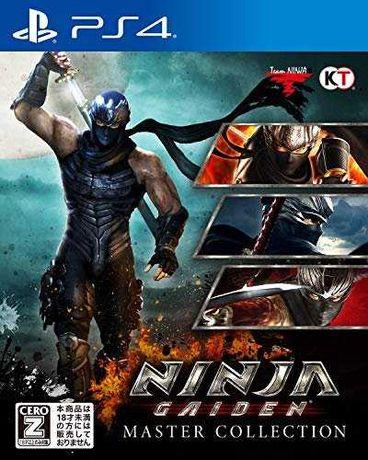 Ninja Gaiden Master Collection ps4