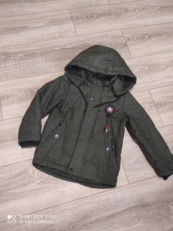 Демисезонная курточка для мальчика р. 92