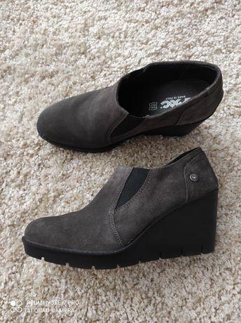 Туфлі шкіряні 37р.