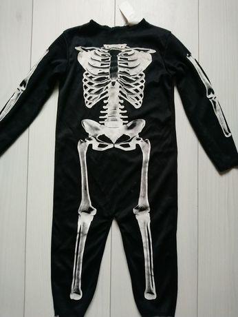 Скелет на Хеллоуін на 1,5-2 рочки