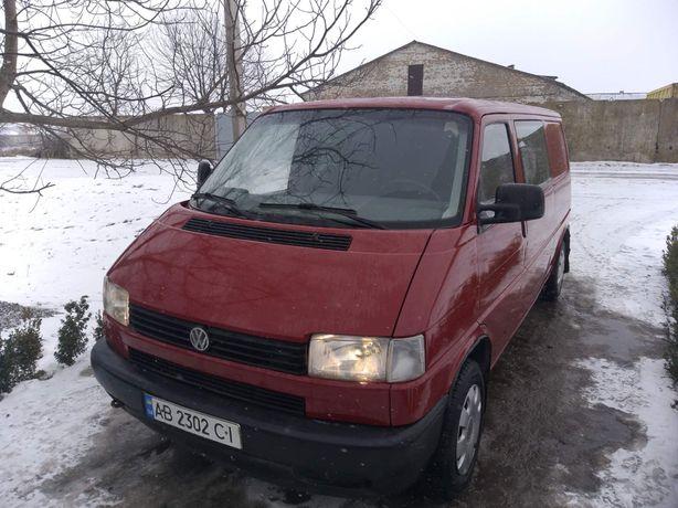 Volkswagen T4 груз/пасс