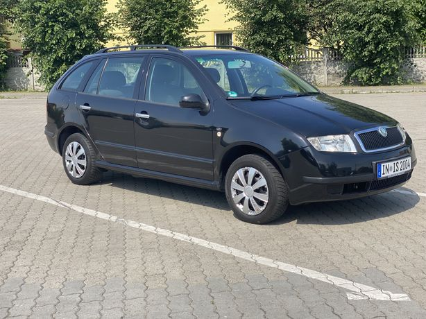 Продам Skoda Fabia 1.4 16V 101Kw ELEGANCE