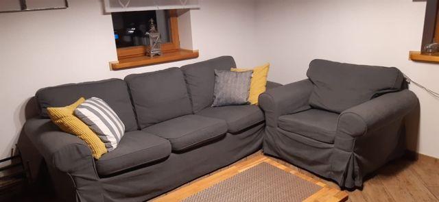 fotel +kanapa ektorp ikea