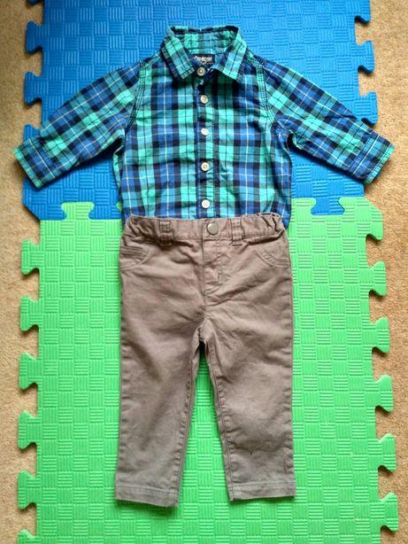 Рубашка, штаны, нарядный костюм, костюмчик на 1 год, годик.