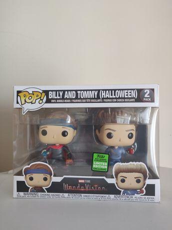 Funko POP - Billy and Tommy (Halloween) WandaVision, Marvel