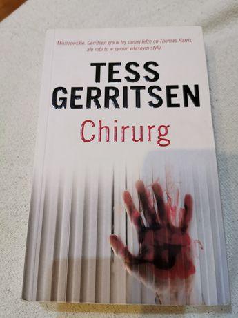 Książka Tess Gerritsen Chirurg