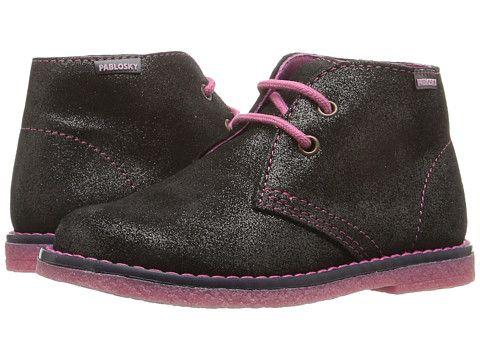 Pablosky ботинки кожа идеальные 33раз