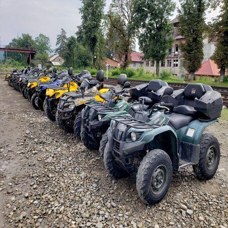Квадро Екстрім - Прокат квадроциклів в Яремче Буковель
