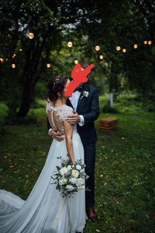 Suknia ślubna Lillian West