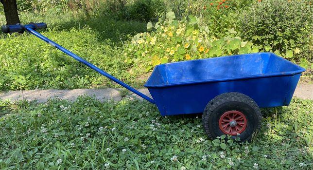Тачка тележка садовая, візок
